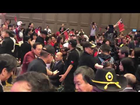 洛杉磯華僑歡迎韓國瑜 市長來美國南加州參訪及公開演講 -05