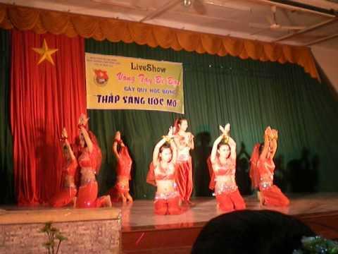 Mua An Do  Lop mam non   Truong Cao Dang Su Pham Vinh Long