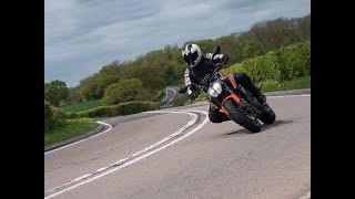 KTM Duke 790 UK first ride