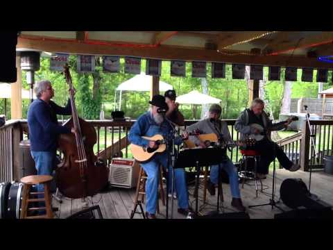 Old River Train  at Drifter's Paradise  5-17-2014 set one