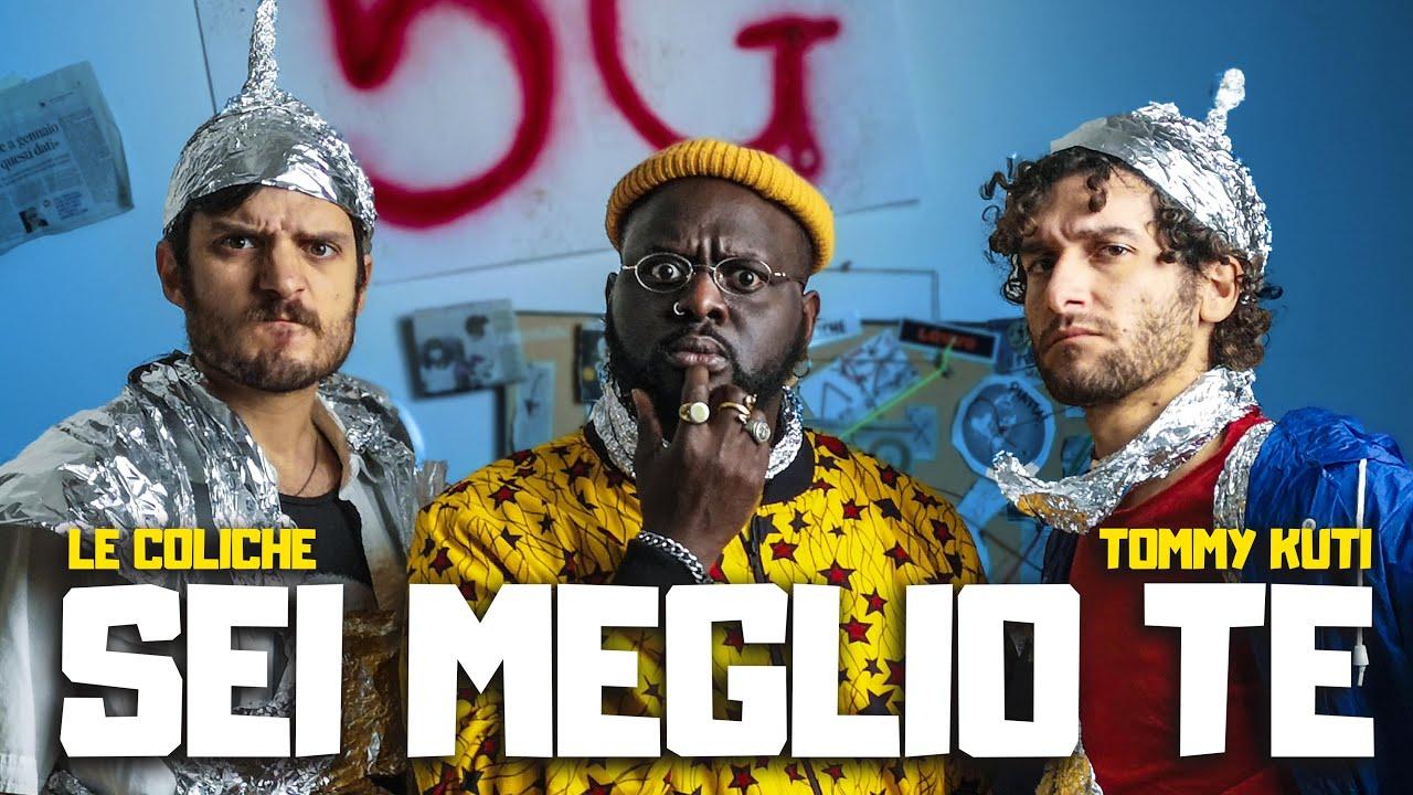 SEI MEGLIO TE (Feat. Tommy Kuti) | Le Coliche