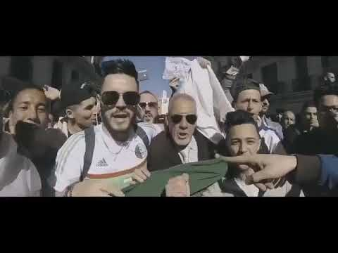 Cheb mazi 2019 selmia اغنية مظاهرات سلمية وسط الشعب الجزائري