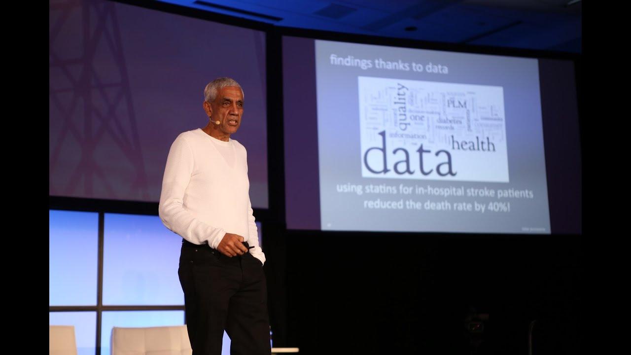 First Look -  Vinod Khosla Stanford Medicine X Closing Keynote
