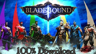 ||MOD+ OFFLINE|| Download bladebound Game Apk,data Android in Hindi
