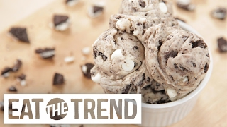 Oreo Cookie Dough That's Safe to Eat! | Eat the Trend