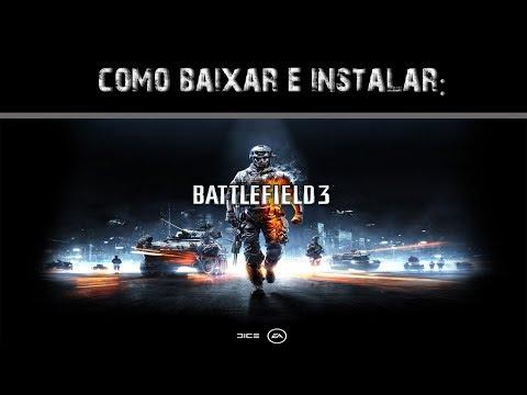 Como Baixar Instalar e Jogar Onlien BattleField 3 2017/2018