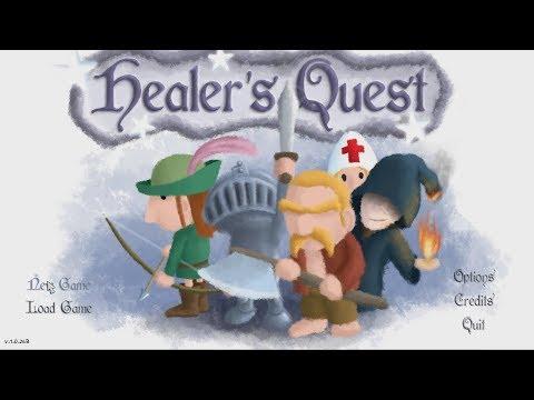 Chicken Man S4 Barok Plays Healer's Quest |