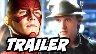 The Flash Season 2 Trailer Breakdown - Jay Garrick Time