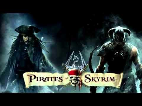 Klaus Badelt vs Jeremy Soule Pirates of Skyrim Mash up