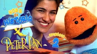 Baixar PETER PAN - HORA DA HISTÓRIA COM MARINA BASTOS | PARTE 02 #Ticolicos