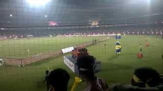 Kerala Blasters FC vs Atletico de Kolkata ISL Kochi : Moments.