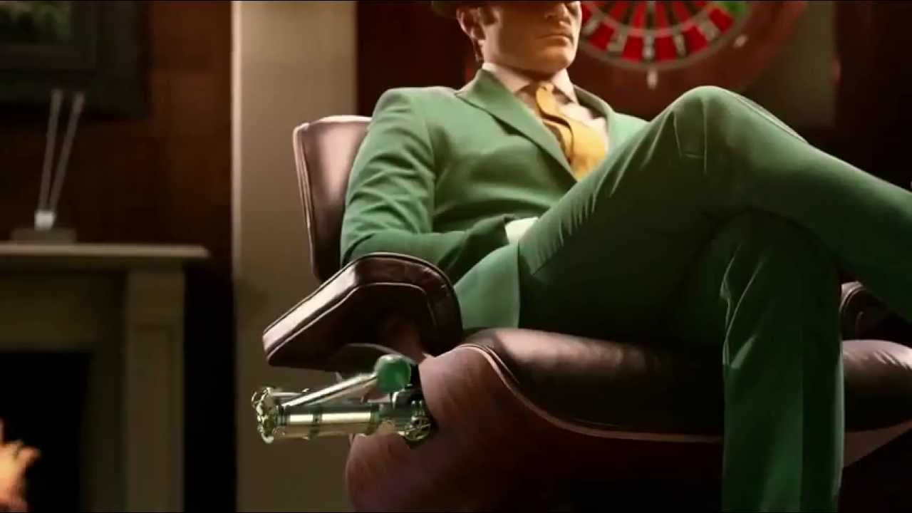 mr green casino advert music