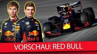 Red Bull Honda: Bereit für Siege? - Formel-1-Saisonvorschau 2019 (News)