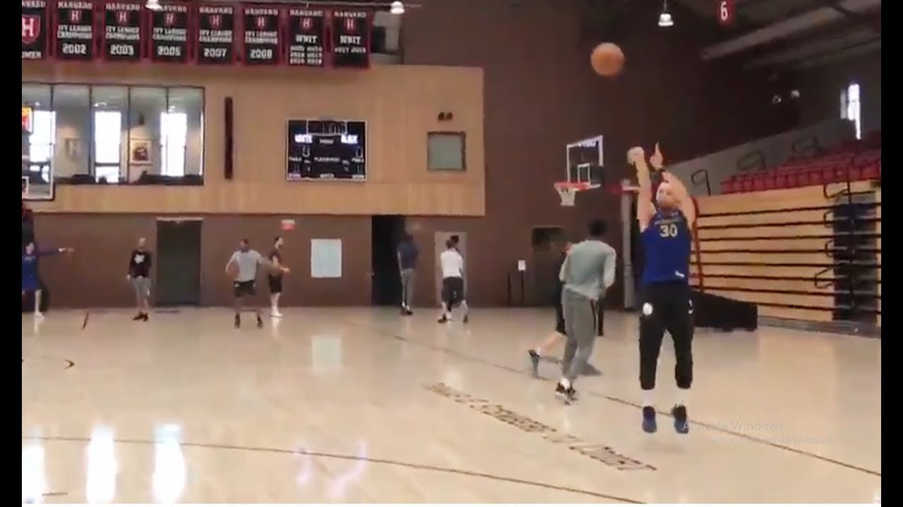 Steph Curry misses Warriors practice with flu, questionable vs ...