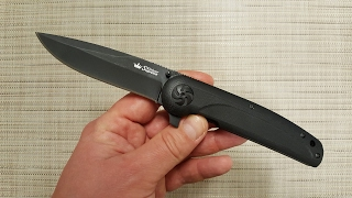 Нож BIKER Z Kizlyar Supreme. С(т)ильный.