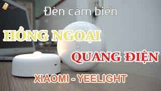 Đèn cảm biến hồng ngoại và quang học Xiaomi, Yeelight