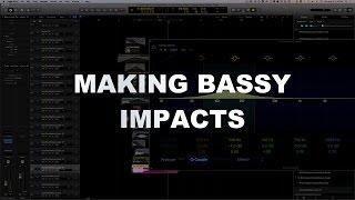Video Game Sound Design Tutorial - Making Bassy Impacts