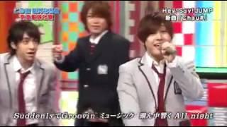 Hey!Say!JUMP Chau#