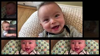 "Baby Ryan ""Sings"" Thunderstruck"