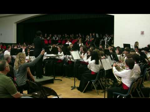 Soul Man -- Hopewell Middle School Concert Band