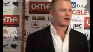 Bobby Davro interview Urban Music Awards 2008