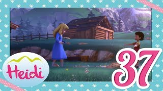 🌲🗻🌼#37 The Wheelchair - Heidi - FULL EPISODES 🌼🗻🌲