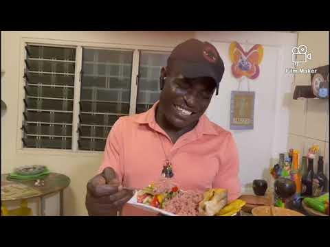 How To make Ghana Authentic 🇬🇭 Waakye (#Ghana_Street_Food)(Episode3)