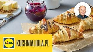 MAŚLANE ROGALIKI  | Paweł Małecki & Kuchnia Lidla