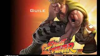 Street Fighter 2 Themes Remixed - Guile