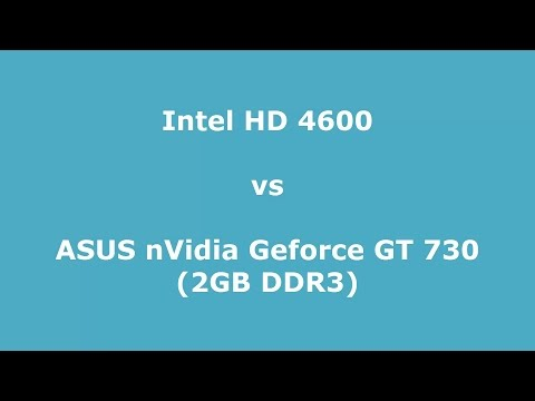 Intel HD 4600 Vs Cheap 35$ Graphics Card! (IGPU Vs Cheap GPU)