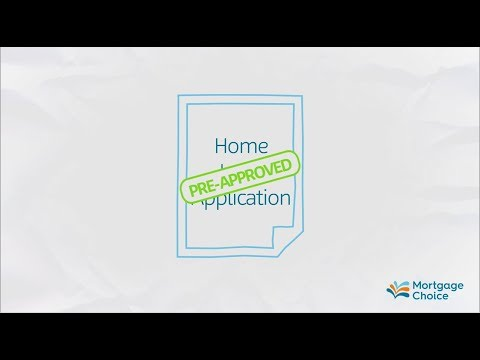 What Is A Pre-approval Home Loan? | Money Chat | Mortgage Choice