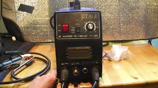 Tig/Stick Plasma cutter CT-312 Welder  (Important info in description)