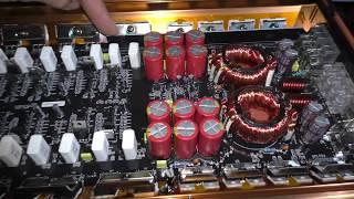 DL Audio Gryphon 4 200 PRO, распаковка, обзор, характеристики, внутренности