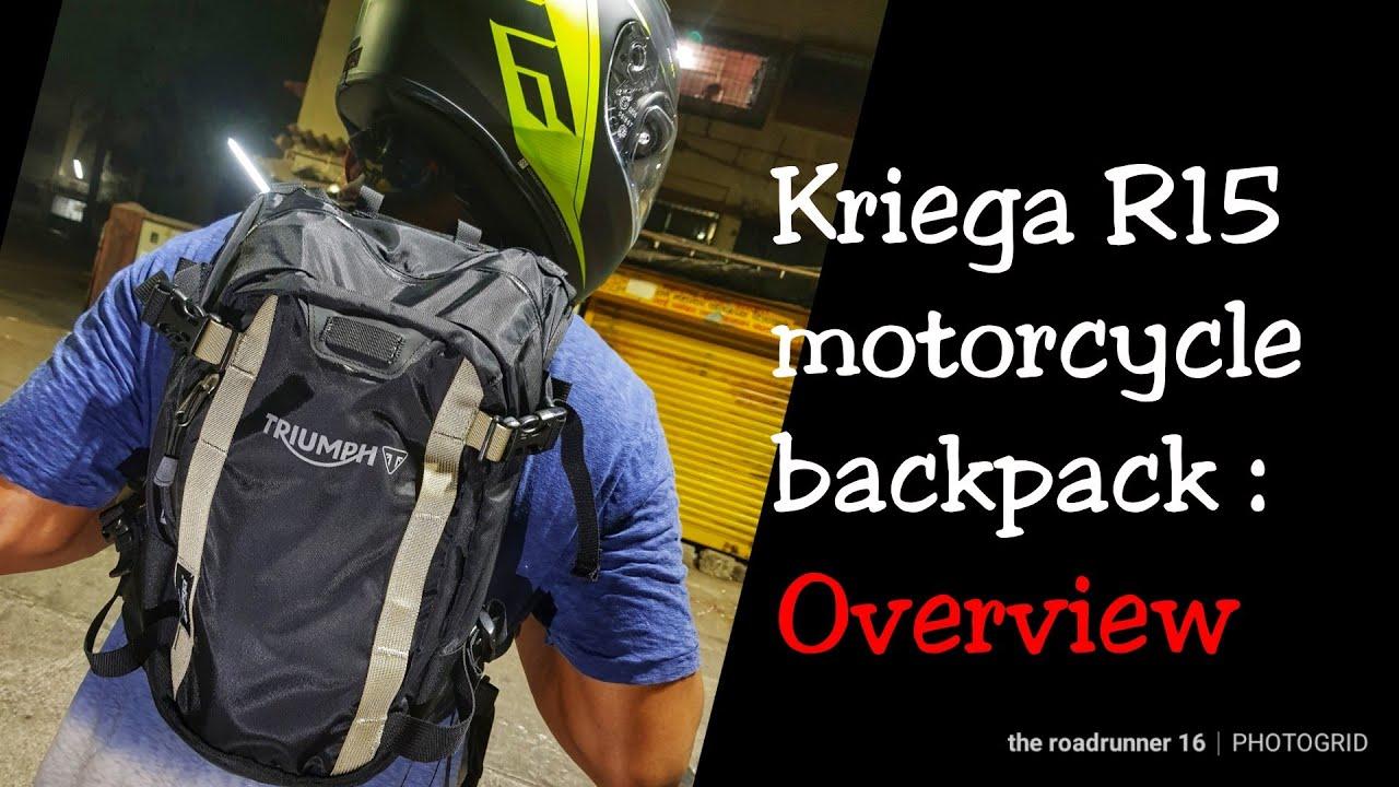 542cb4c62b73 Motorcycle Backpack Kriega- Fenix Toulouse Handball
