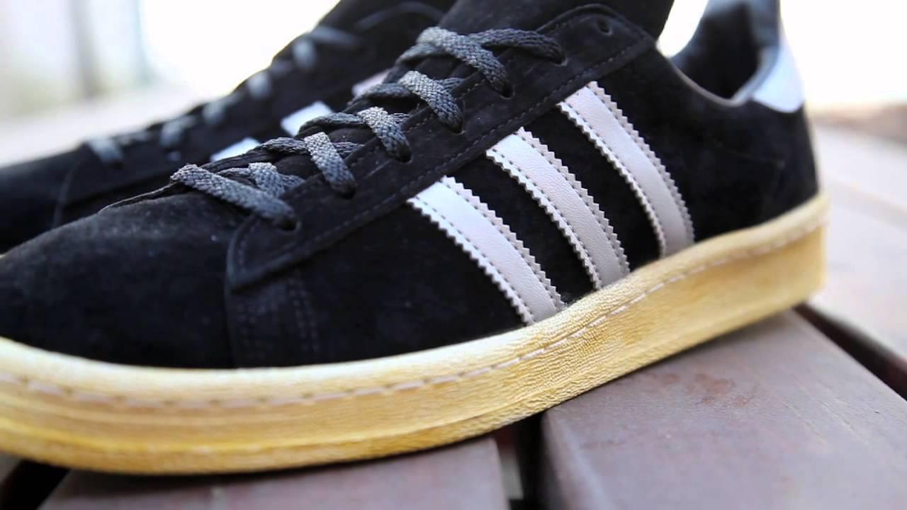 best sneakers 4d3d0 a1d92 Adidas Originals x Mita Campus 80´s (Q21640) - YouTube