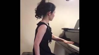 ドビュッシーの曲を左手のみで演奏しました。 【Pianist Yoko Yamamoto...