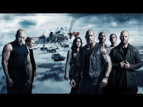 Damn You Hollywood: The Fate of the Furious Review