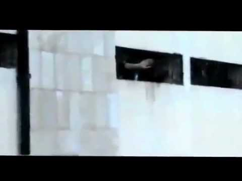 25.01.2013 Syria Idlib- Rescue civillians out of the central torture prison of the Assadregime