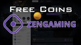 Zengaming Coin Hack [FREE DOWNLOAD 2017] (27.08.2017)