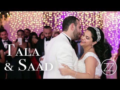 Destination Wedding in South Africa - Tala & Saad - ZaraZoo Cine