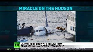 Pilots slam Boeing negligence in House hearing