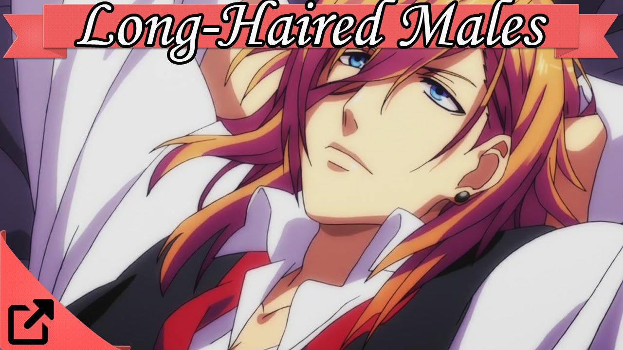 Top 20 Long Haired Male Anime Characters Youtube