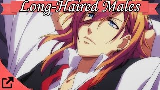 Top 20 Long Haired Male Anime Characters