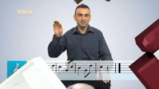 4 sınıf müzik notaları
