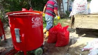 Hilal Ceviz Soyma Makinası 1 2017 Video