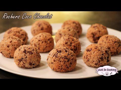 recette-de-rochers-noix-de-coco-chocolat