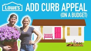 How To Add Curb Appeal on a Budget