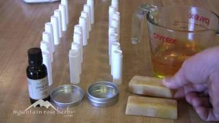 How to Make Lip Balm