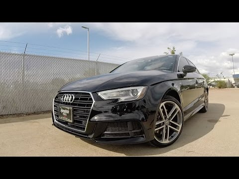 Audi A3 2017 - the BEST changes