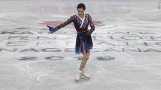 Евгения Медведева. Произвольная программа. Женщины. Skate Canada. Гран-при по фигурному катанию 2019